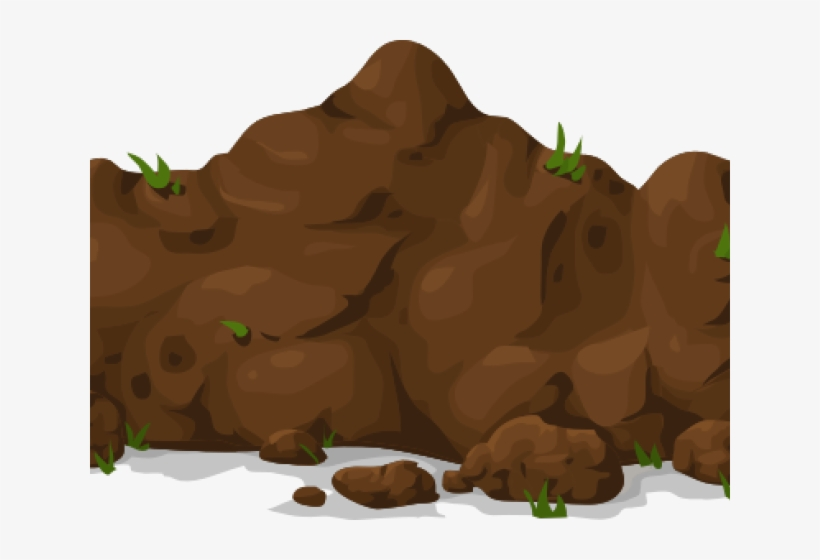 Hole Clipart Brown Ground.