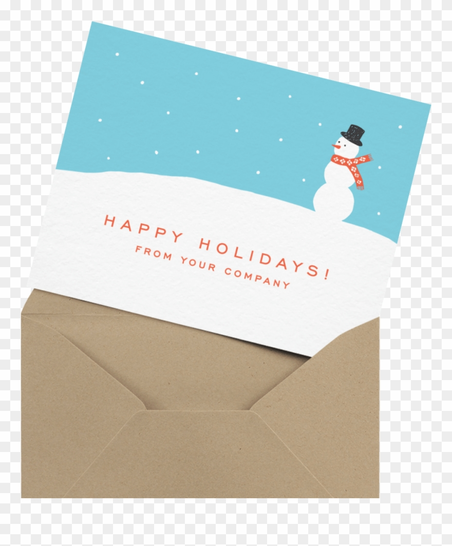 Business Holiday Cards, Mailed For You.