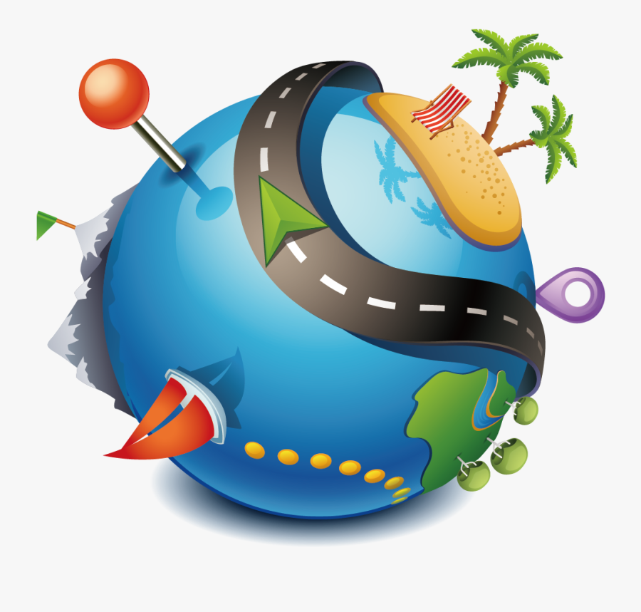 Vacation Icon Traveling Png.