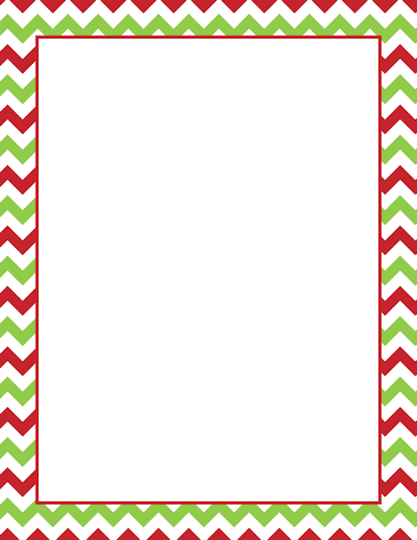holiday page borders for free
