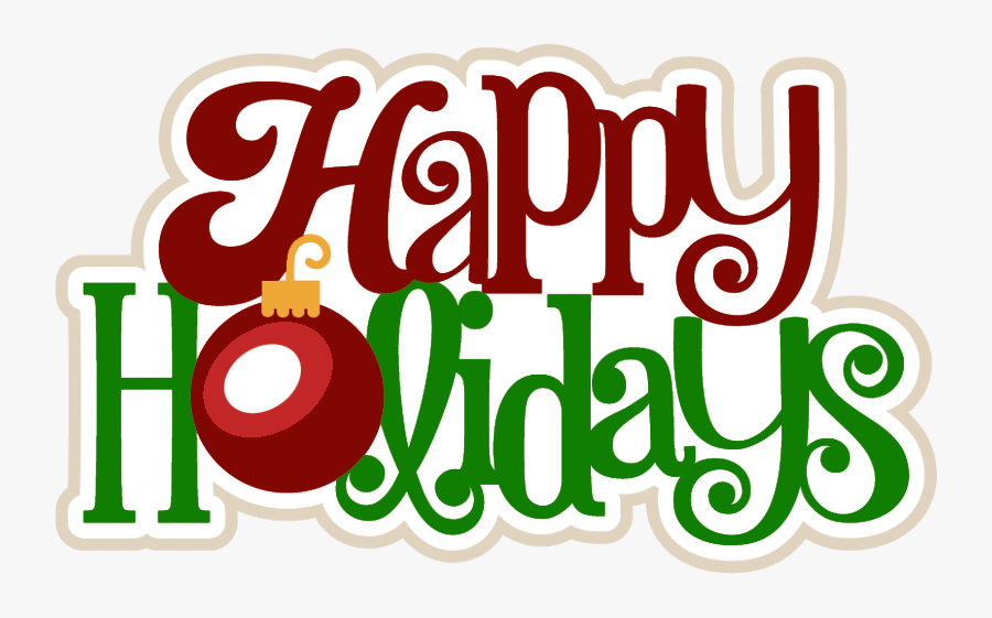 Clip Art Cardiomed Holiday Notice Christmas.