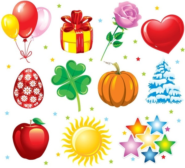Free Holiday Clipart Images.