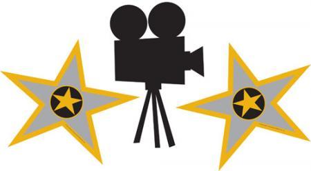 Hollywood Border Cliparts Free Download Clip Art.
