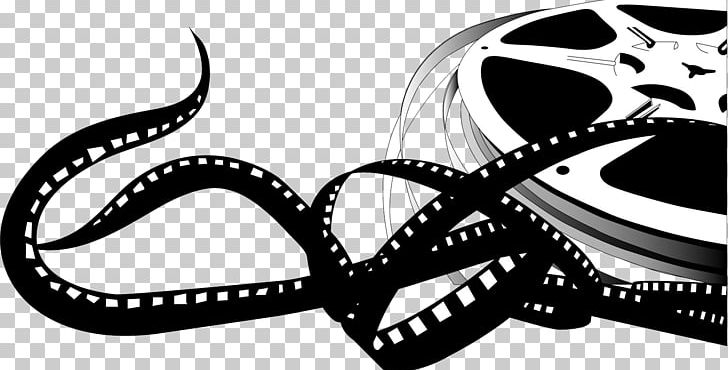Hollywood Film Reel PNG, Clipart, Art Film, Black And White.