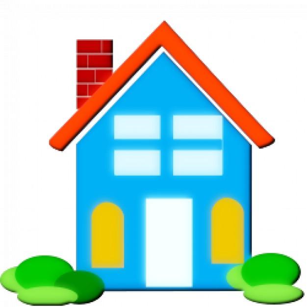 Home clipart Vector.