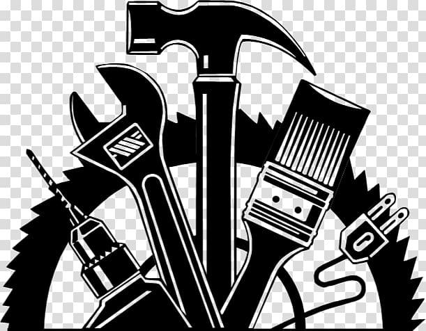 Handyman Logo Home repair Home improvement , repairs.