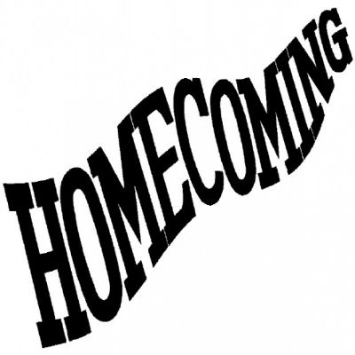 Homecoming clipart text, Homecoming text Transparent FREE.