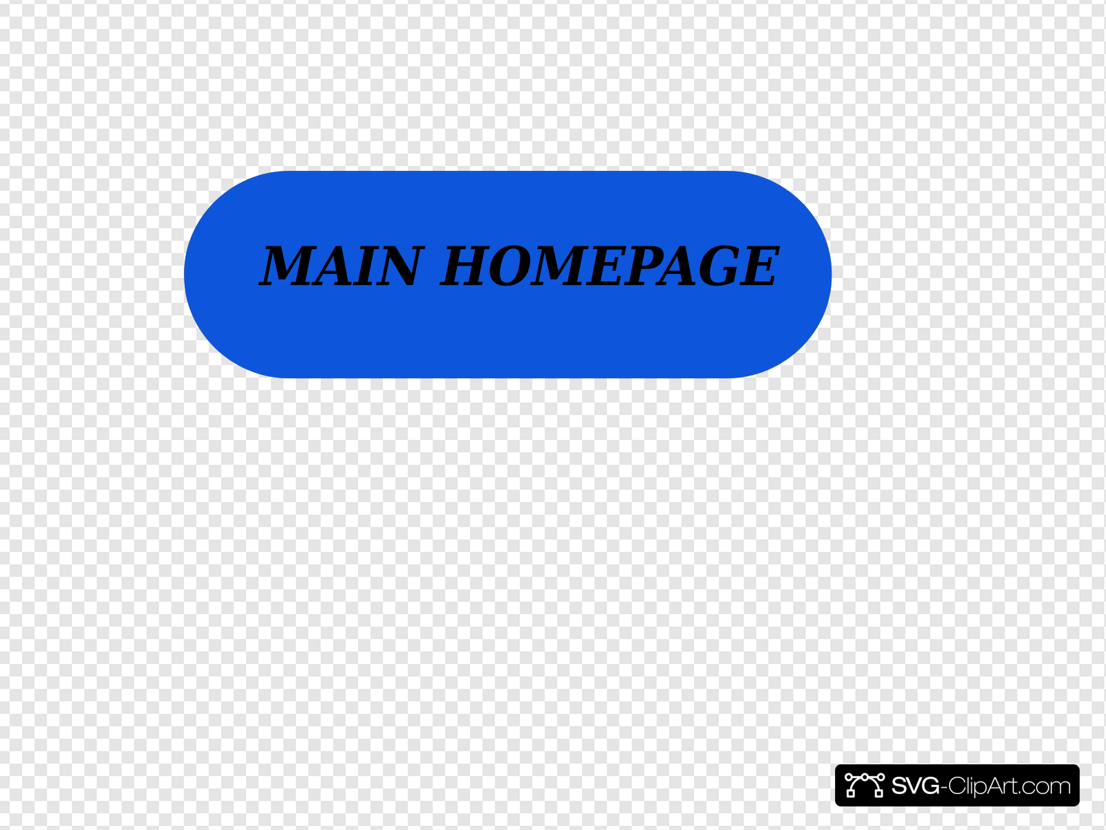 Main Homepage Clip art, Icon and SVG.