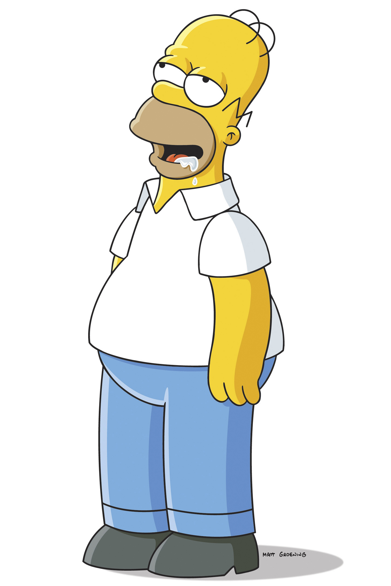 Homer Simpson Clipart at GetDrawings.com.