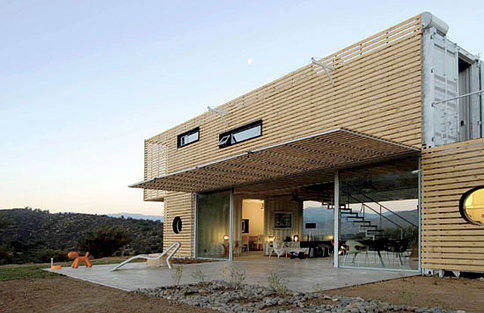residential container homes.