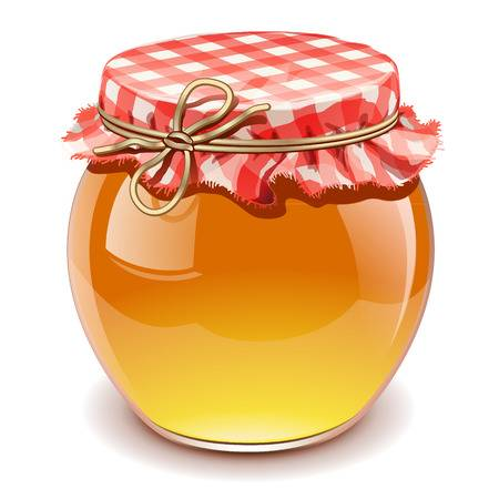 Honey jar clipart 3 » Clipart Station.