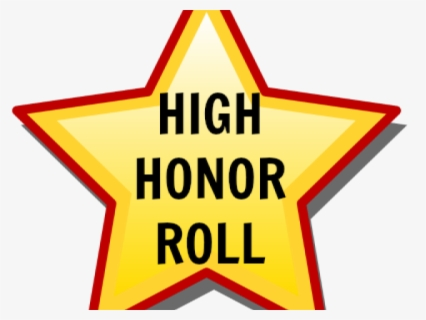Free Honor Roll Clip Art with No Background.
