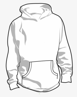 Free Hoodie Clip Art with No Background.