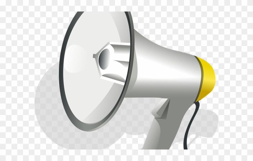 Horn Clipart Horn Speaker.
