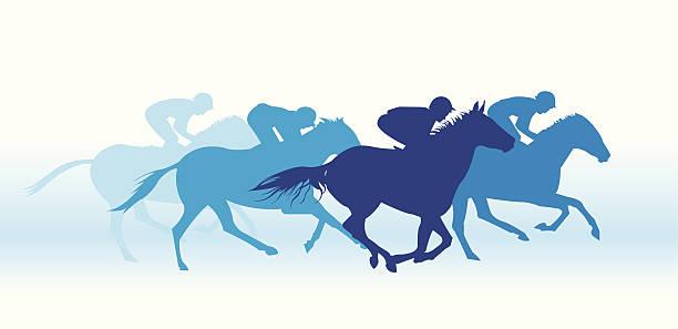 Horse Race Vector at GetDrawings.com.