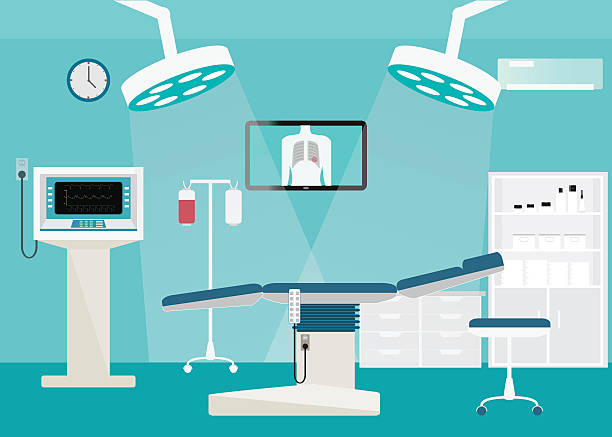 Hospital Room Clipart & Free Clip Art Images #13402.