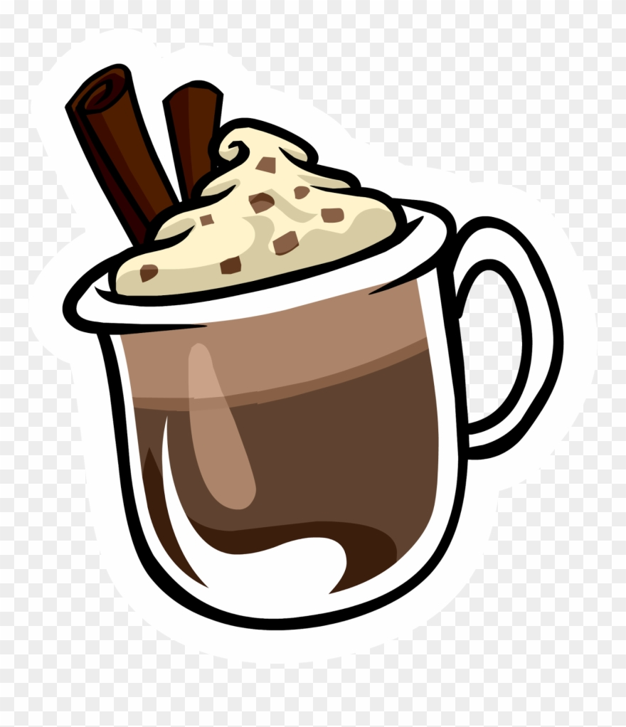Winter Clipart Hot Chocolate.