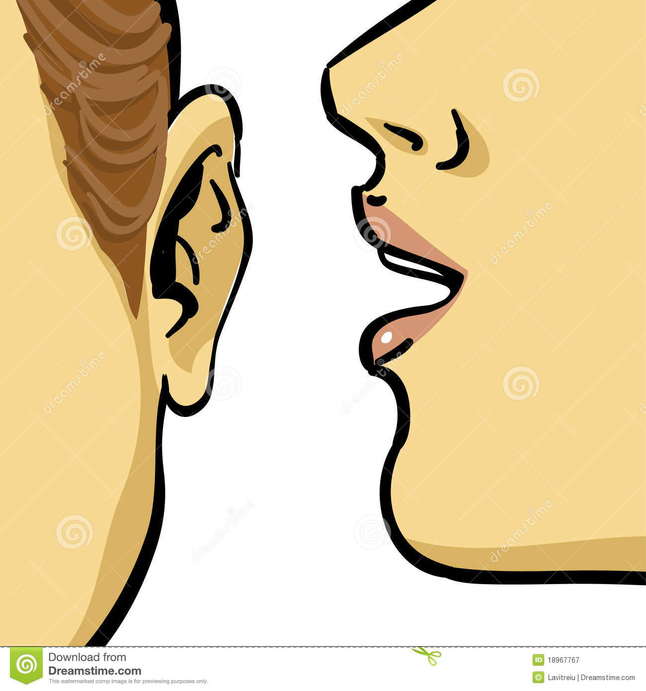 Clipart gossip Transparent pictures on F.