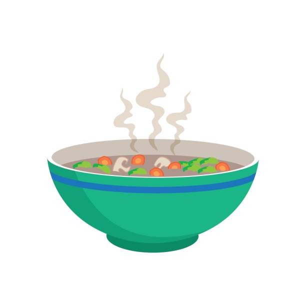 Hot soup clipart 3 » Clipart Station.