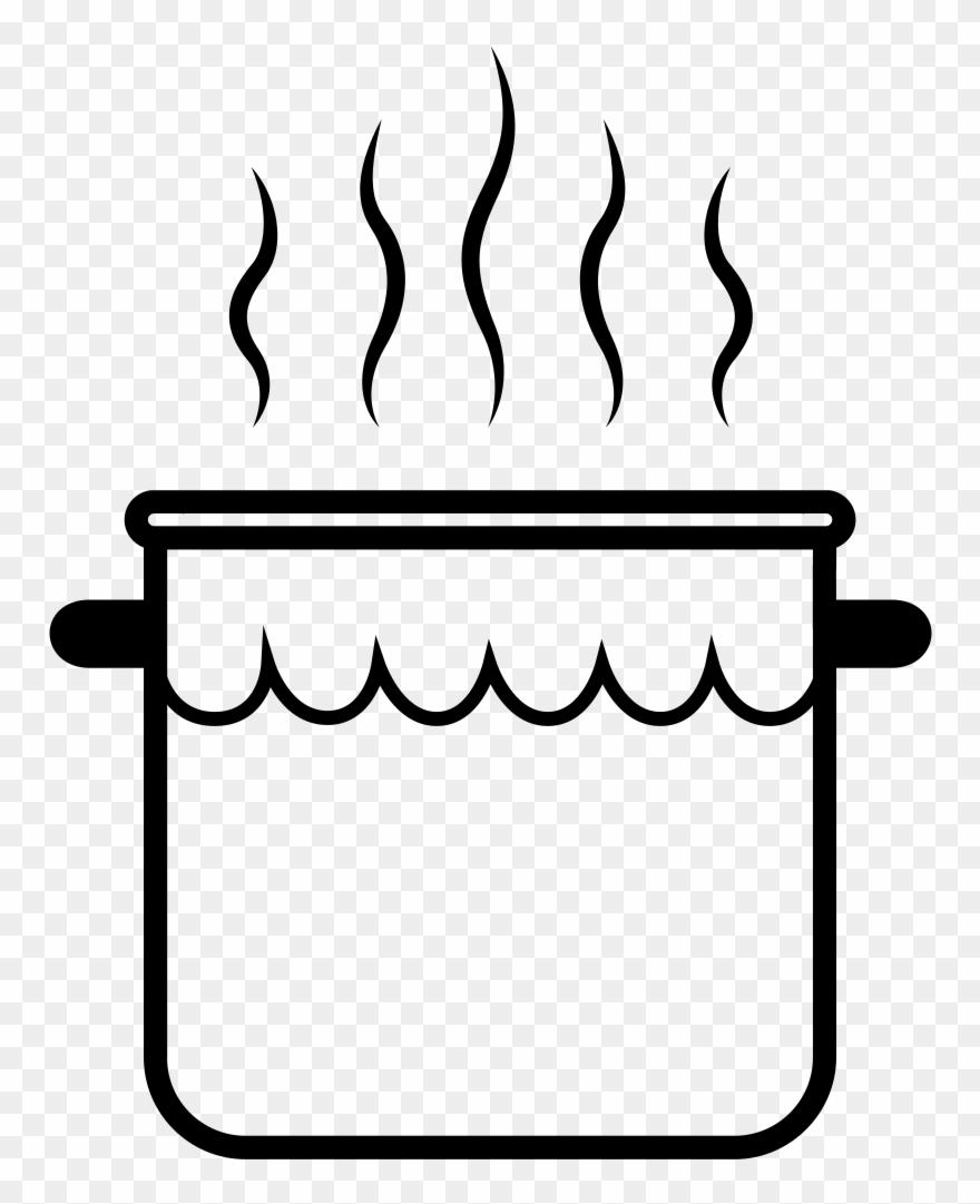 Hot Water Coloring Page.