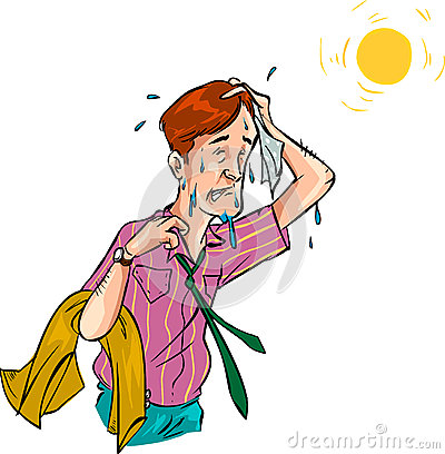 Hot clipart hot weather, Hot hot weather Transparent FREE.