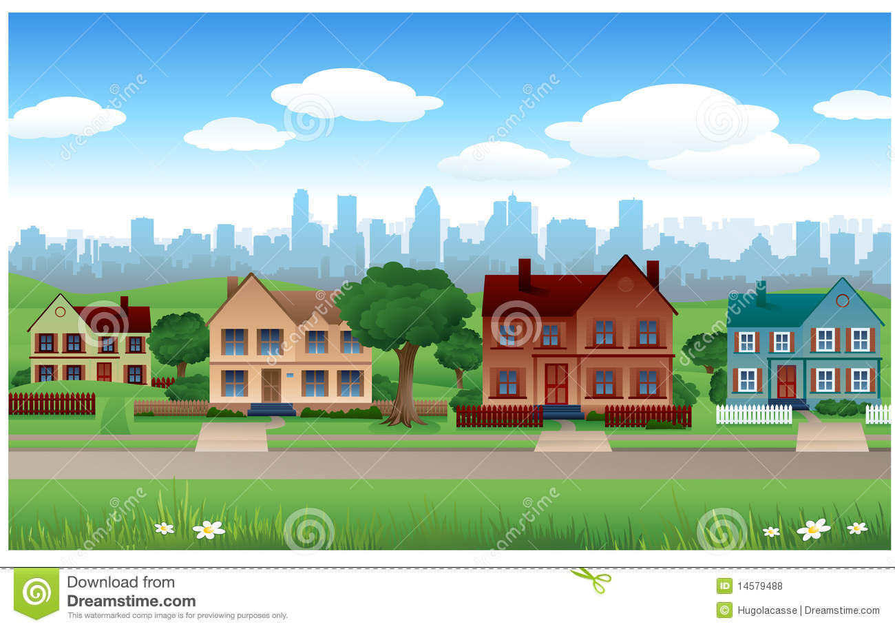 Background clipart house, Background house Transparent FREE.