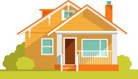 House Background Clipart.