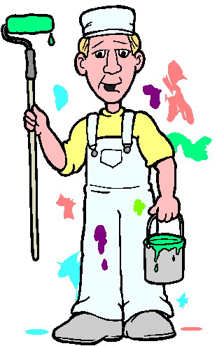 Free Painting Clipart.