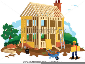 House Plans Clipart.