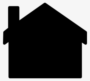 House Silhouette PNG, Transparent House Silhouette PNG Image.