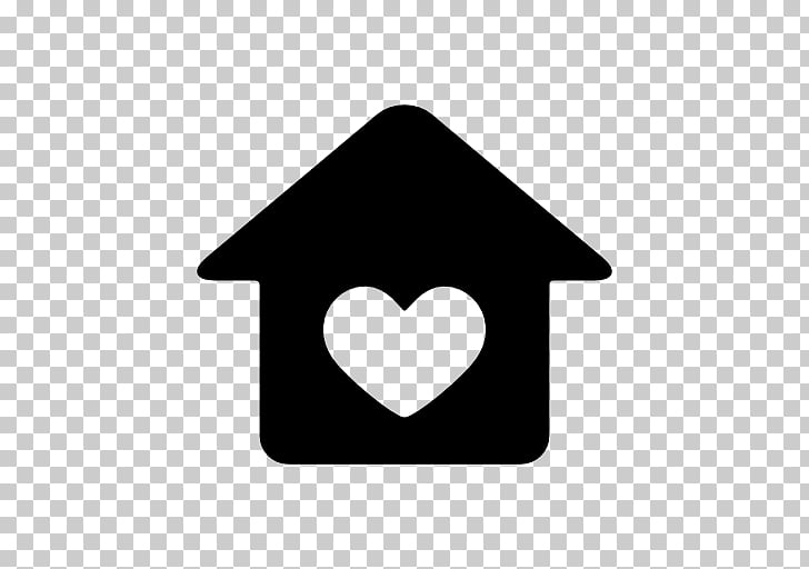 House Silhouette , House Dj PNG clipart.