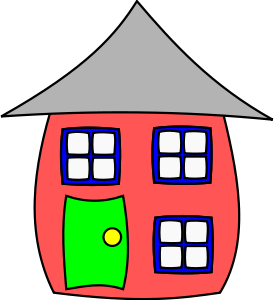 Free Clipart Images Houses.