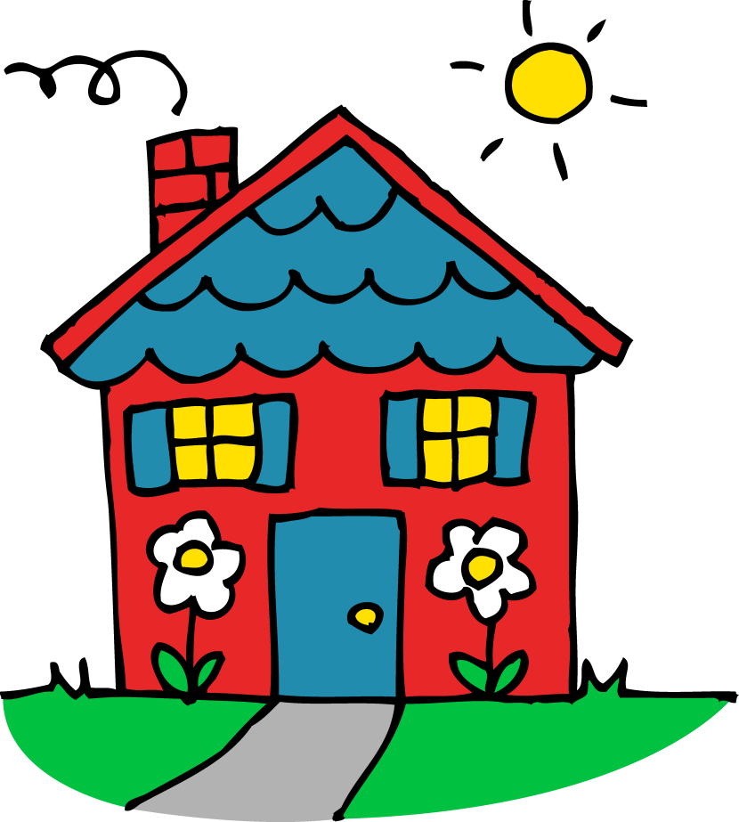 Free House For Sale Clipart.