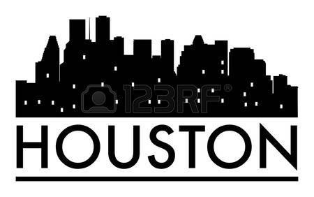 160 Houston Buildings Stock Vector Illustration And Royalty Free.