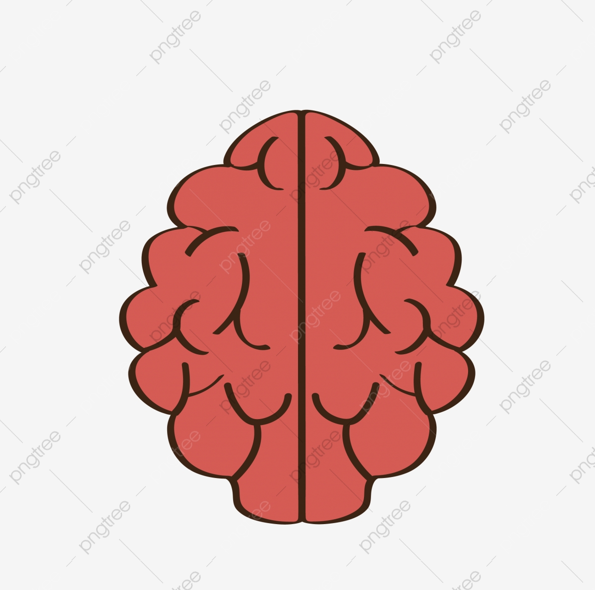 Creative Human Brain, Brain Clipart, Gear, Color PNG Transparent.