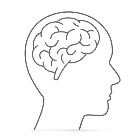 Human Head Clipart.