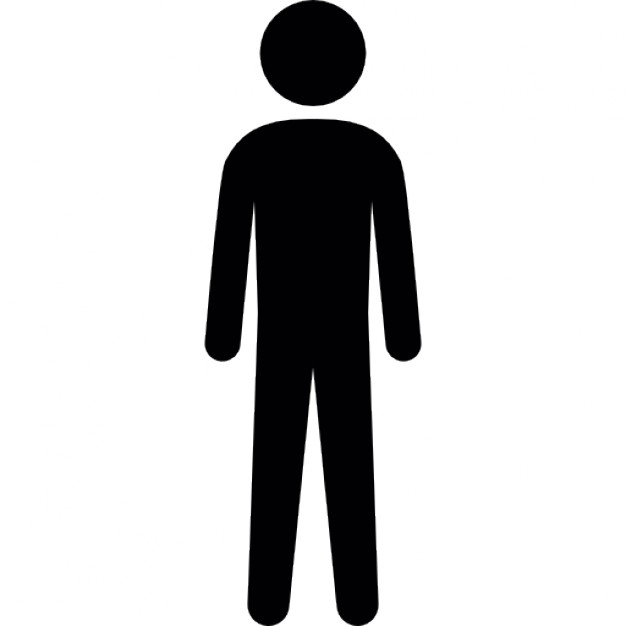 Free Human Silhouette, Download Free Clip Art, Free Clip Art.