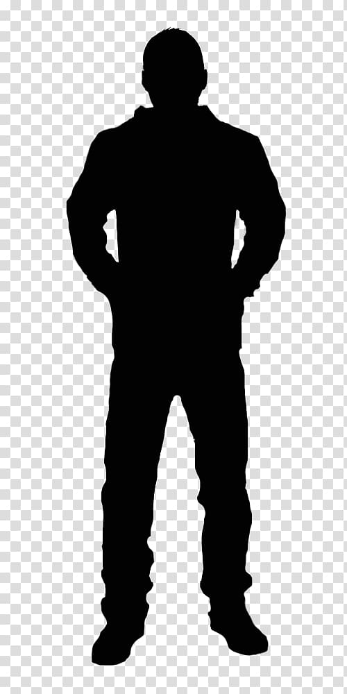 Silhouette , human transparent background PNG clipart.