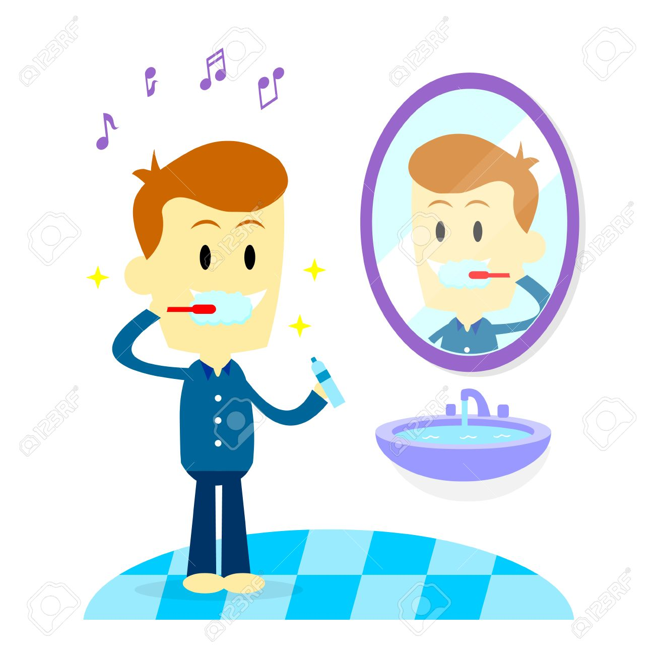 1623 Song free clipart.