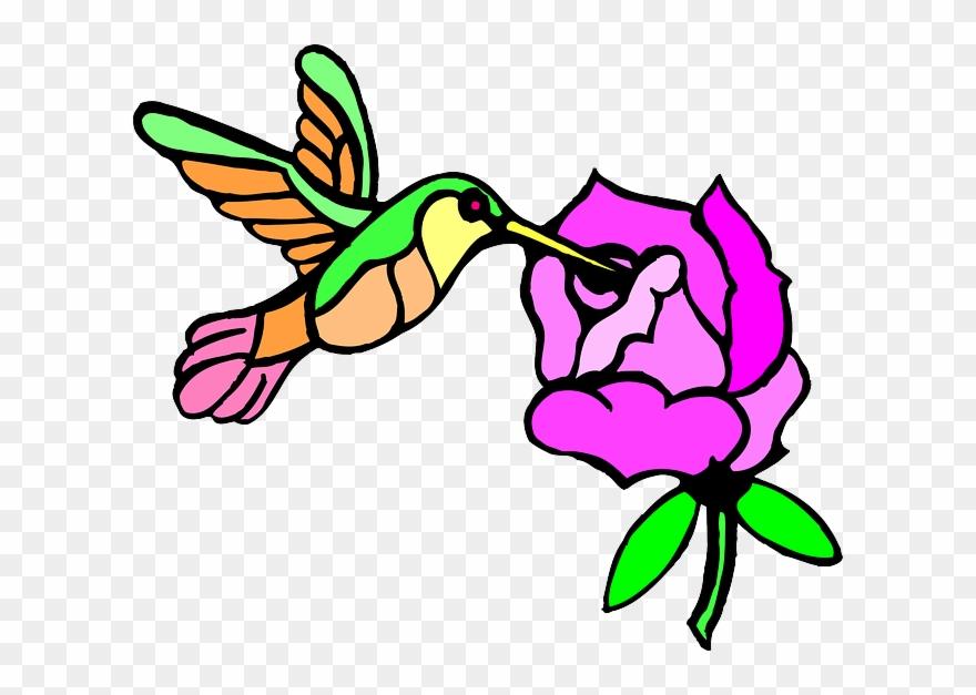 Clip Art Hummingbirds.