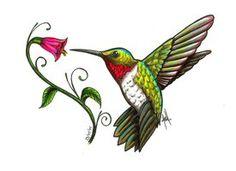hummingbirds clipart.