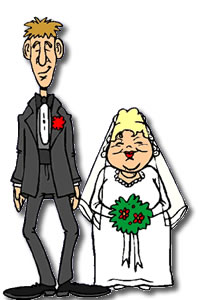 Mariage Blog: clipart humour mariage.