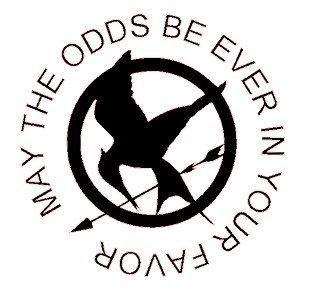 Hunger Games May The Odds Be Ever In Your Favor Clipart.