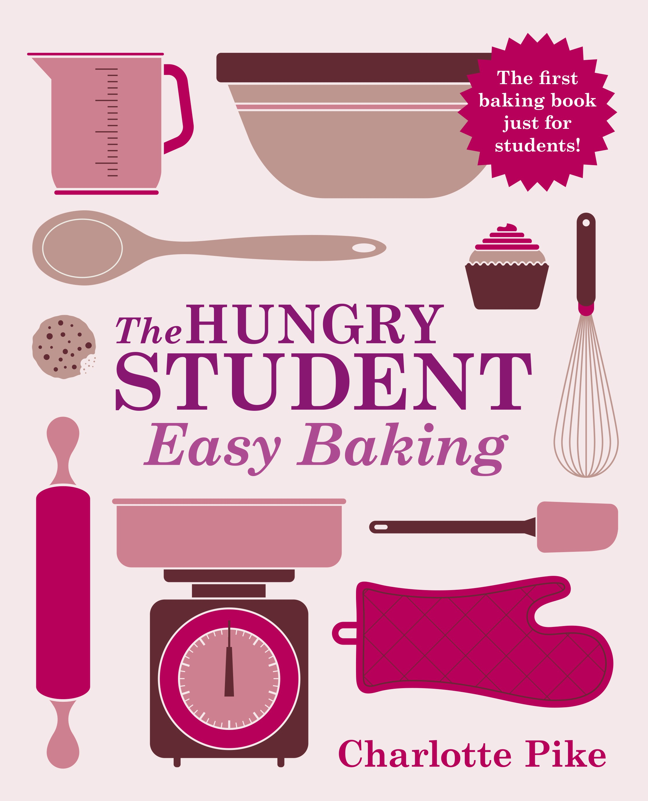 The Hungry Student — The Hungry Student Cookbooks.