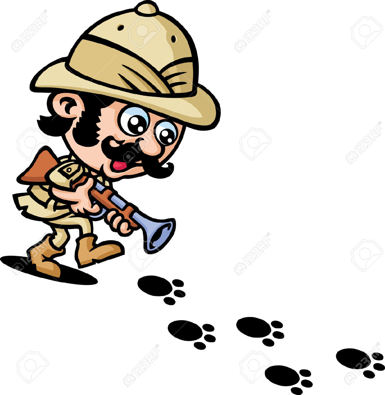 Hunter clipart 5 » Clipart Station.