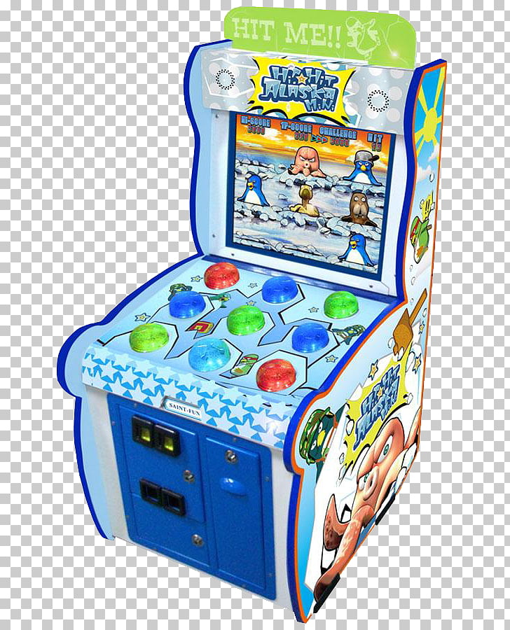 Arcade game Big Buck Hunter Teenage Mutant Ninja Turtles.