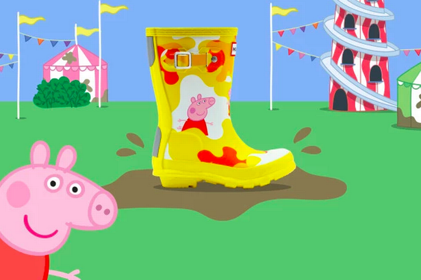 Peppa Pig Hunters are about to launch and here is where to.