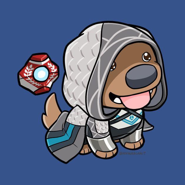 D2 Hunter Puppers.
