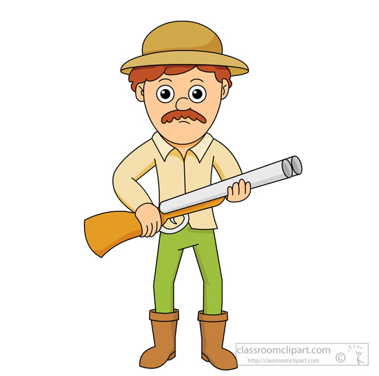 Hunter clipart, Hunter Transparent FREE for download on.