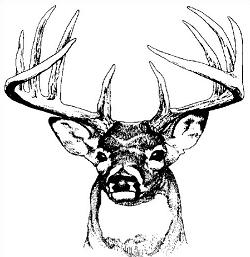 Free hunting clipart.